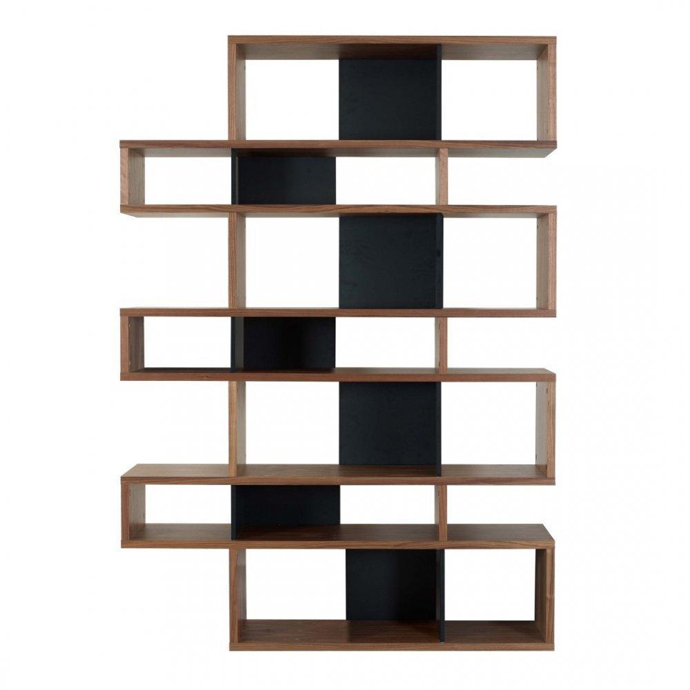 Tag res de s paration meubles et rangements temahome london biblioth que design 7 niveaux - Etagere de separation design ...