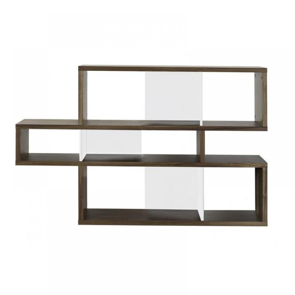 Biblioth ques tag res meubles et rangements temahome london biblioth que d - Bibliotheque basse design ...