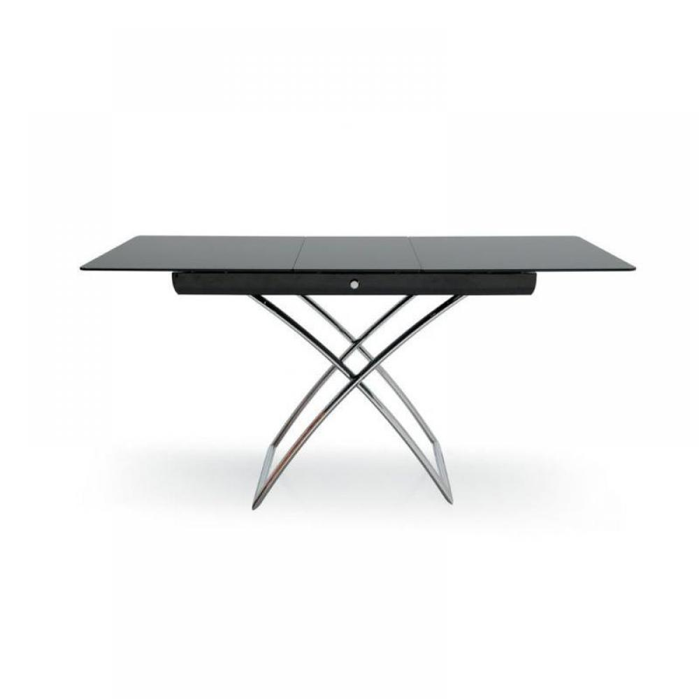 Table basse en verre avec pouf conforama - Table basse industrielle conforama ...