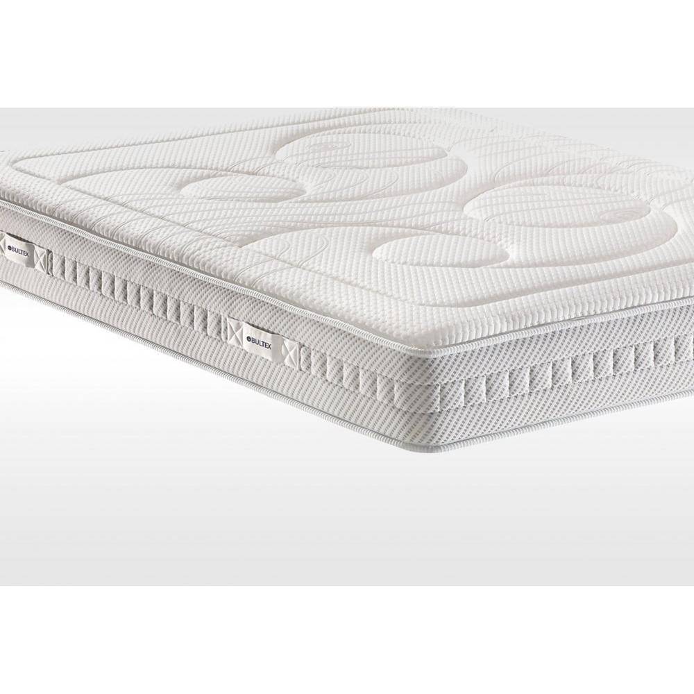 matelas chambre literie bultex matelas i novo 940 m moire de forme longueur couchage 200cm. Black Bedroom Furniture Sets. Home Design Ideas