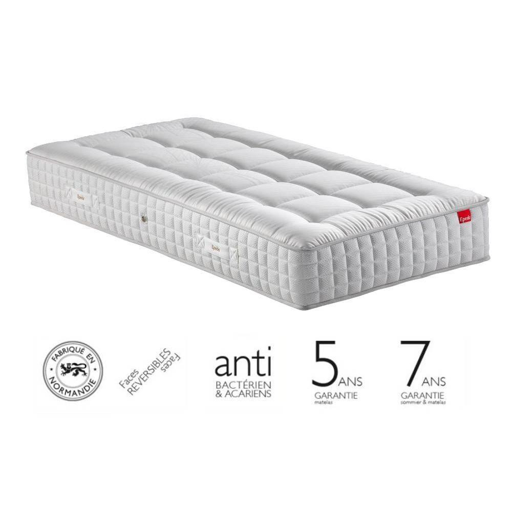 Matelas chambre literie matelas epeda podium ressorts ensach s 7 zo - Matelas epeda hotellerie ...