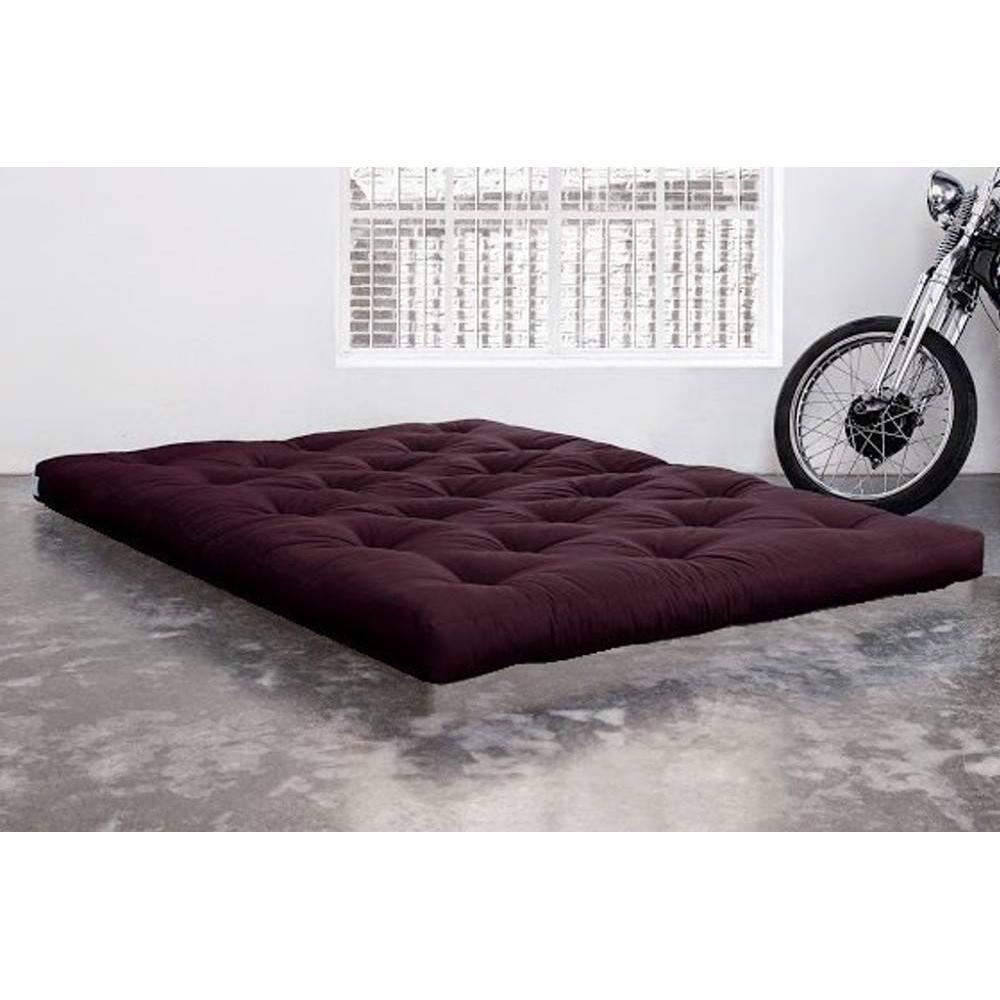 matelas chambre literie matelas futon coco violet. Black Bedroom Furniture Sets. Home Design Ideas