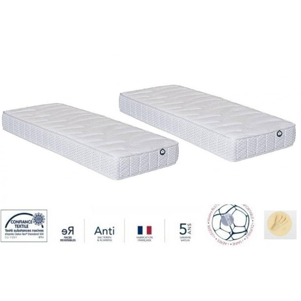 matelas chambre literie bultex matelas de relaxation i novo 935 m moire de forme 2 70 190. Black Bedroom Furniture Sets. Home Design Ideas