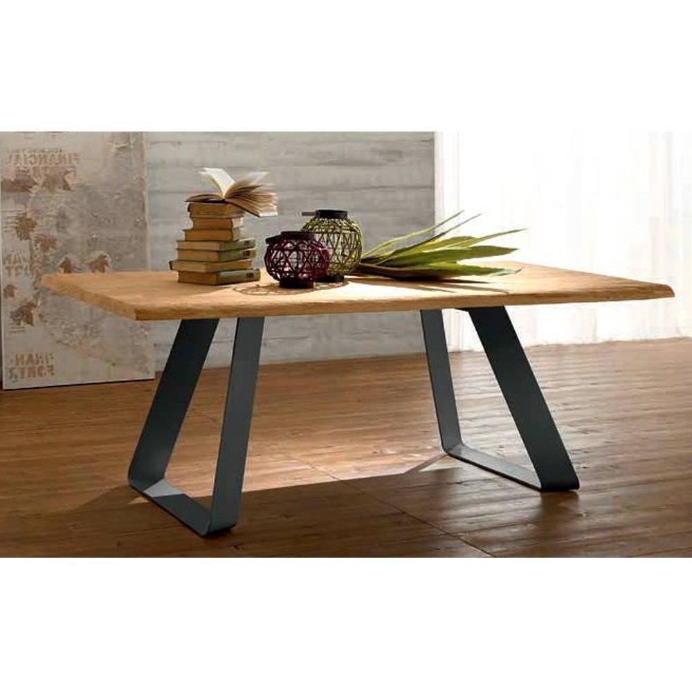 Tables repas tables et chaises melodie table repas en for Table en chene