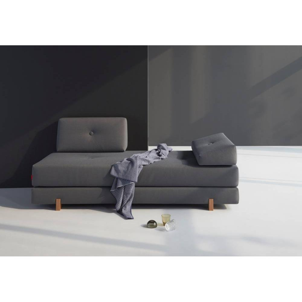 canap s fixes canap s et convertibles m ridienne design sigmund wood vert coastal nordic sky. Black Bedroom Furniture Sets. Home Design Ideas