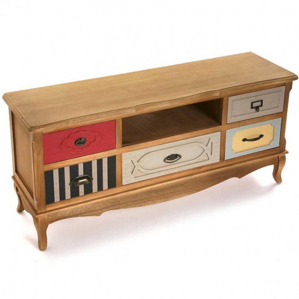 Meubles tv meubles et rangements meuble tv barokia 3 Meubles baroques