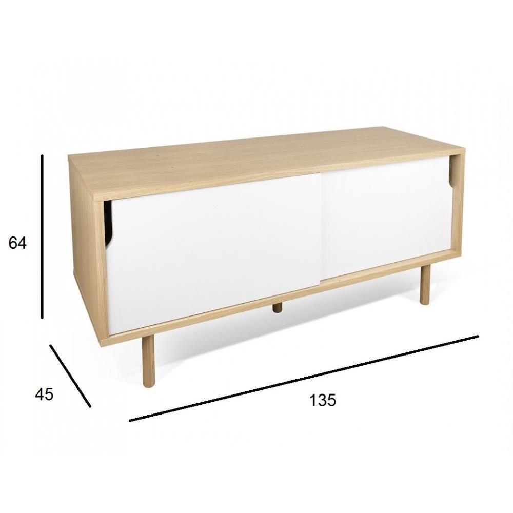 Meuble tv haut porte coulissante meuble tv home cin ma haut de gamme et desi - Meuble haut porte coulissante ...