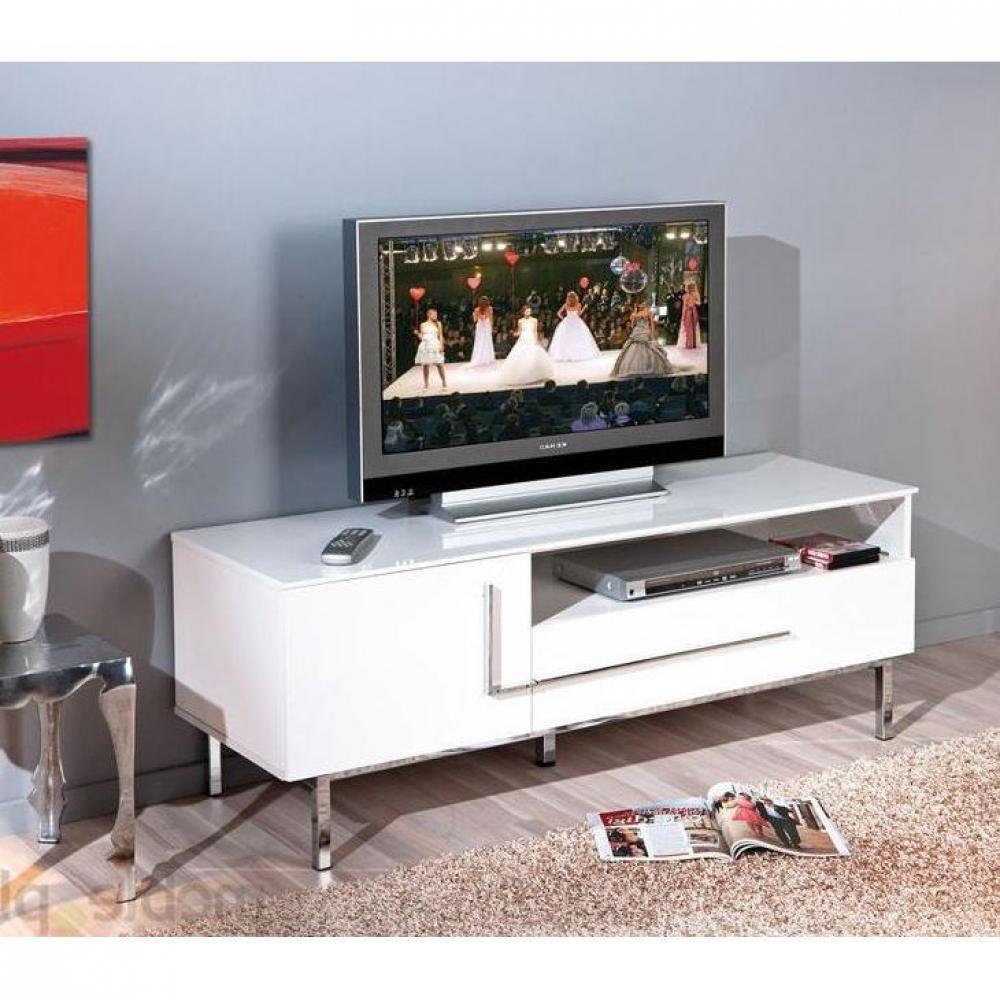 Meuble Tv Bas Acier : Accueil Meubles Et Rangements Meubles Tv