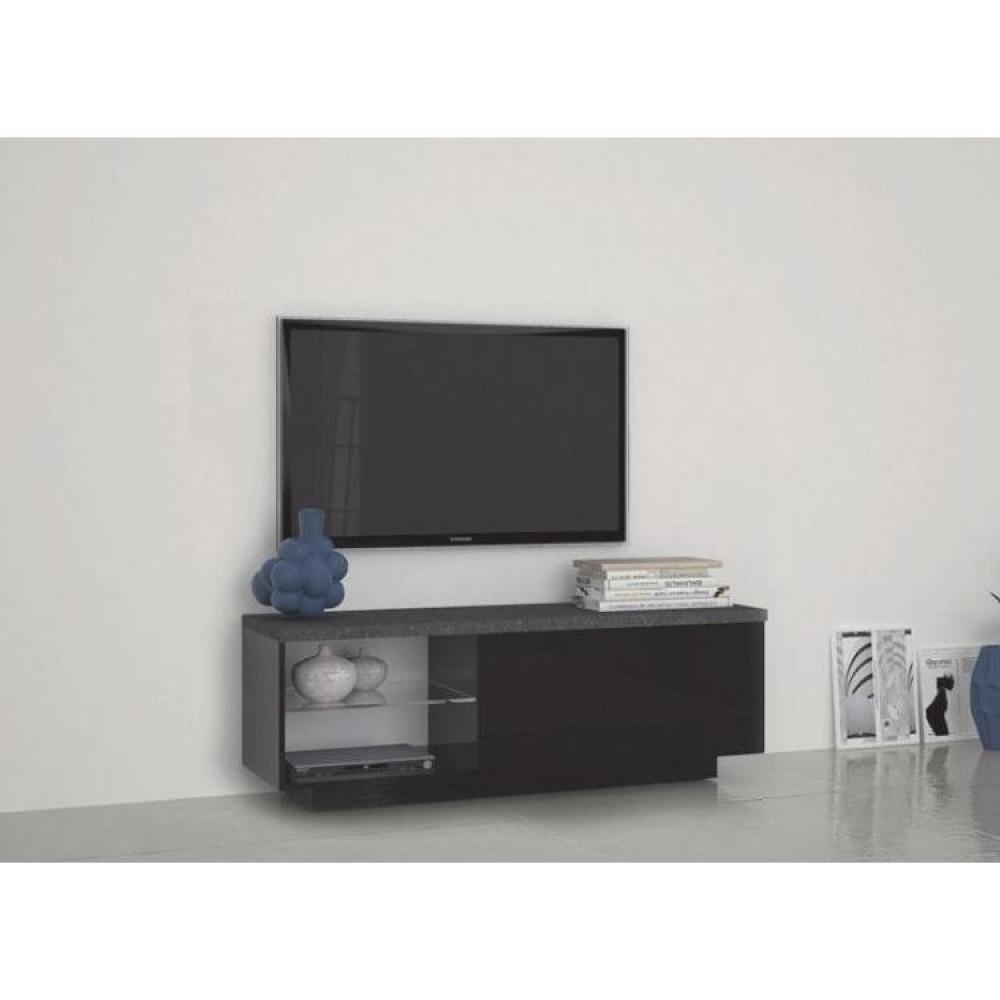 meuble tv design italien noir: meuble tv design italien noir ... - Meuble Tv Design Italien
