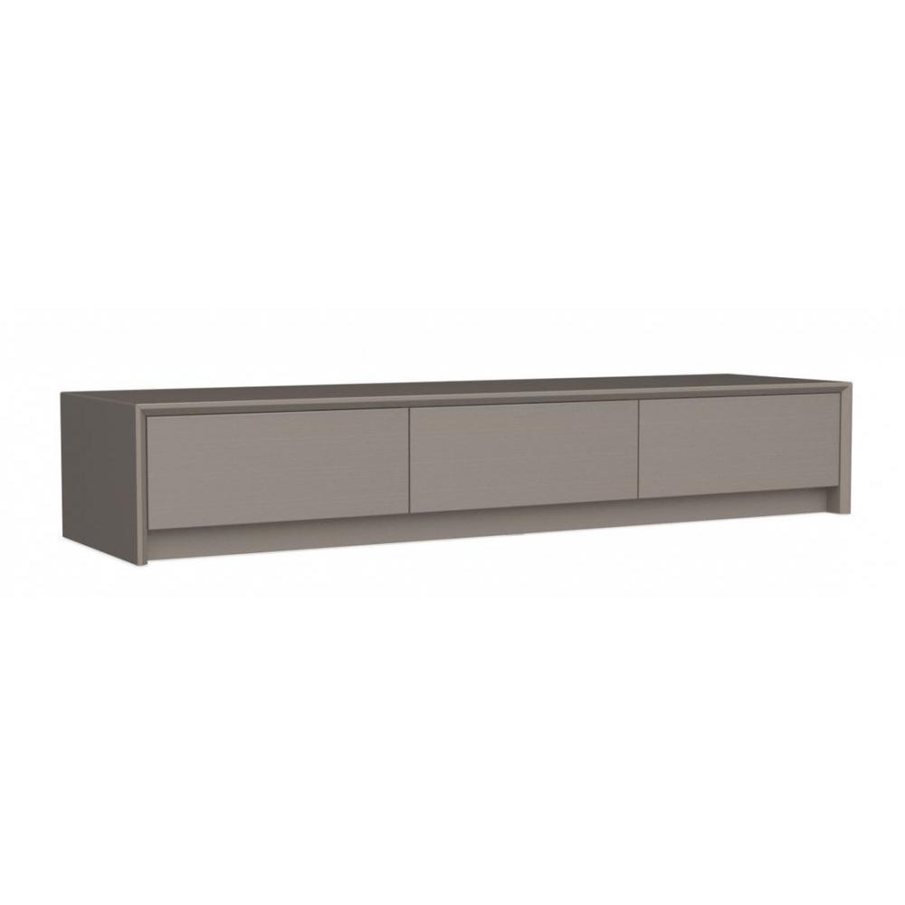 meubles tv meubles et rangements calligaris meuble tv password gr ge 3 tiroirs inside75. Black Bedroom Furniture Sets. Home Design Ideas