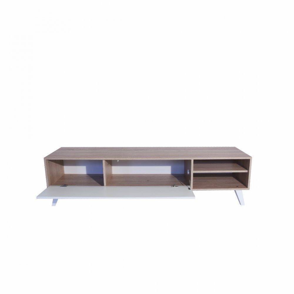 meuble tv blanc scandinave – Artzeincom -> Meuble Blanc Scandinave Artzein