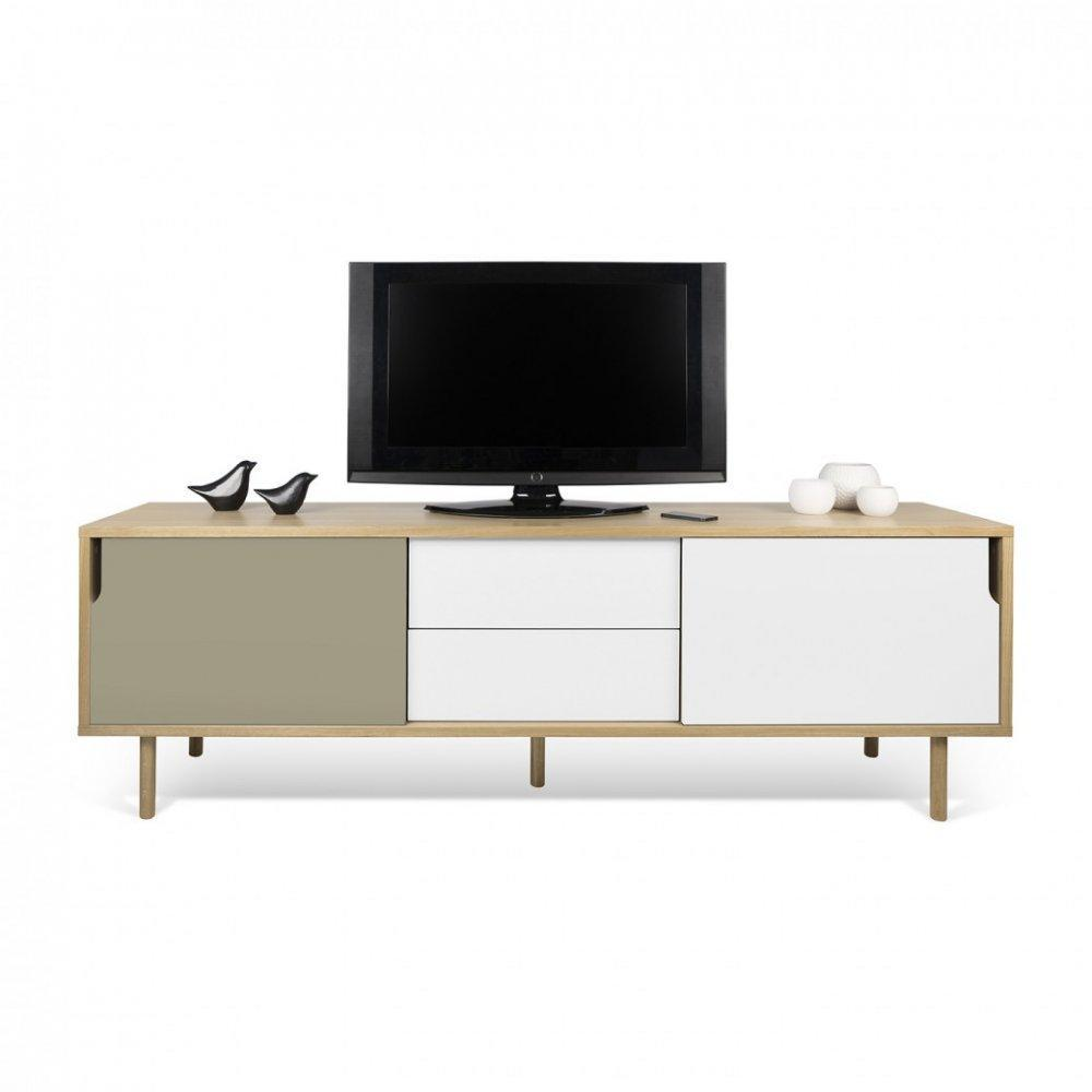 Meuble tv scandinave chene - Meuble tv scandinave ...