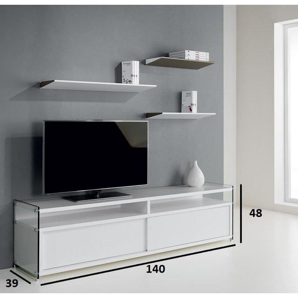 Meubles tv, meubles et rangements, Meuble TV TALAC 180 cm ...