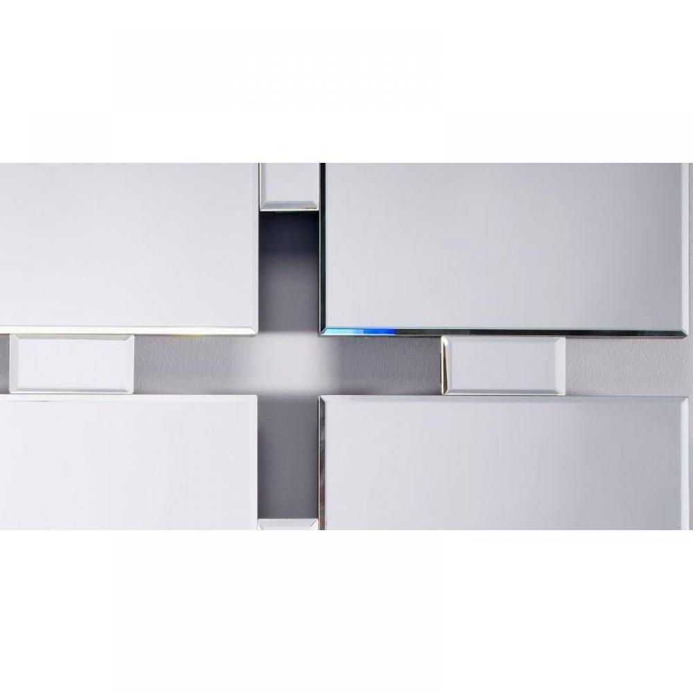 Grands miroirs meubles et rangements milestones miroir for Meuble mural en verre
