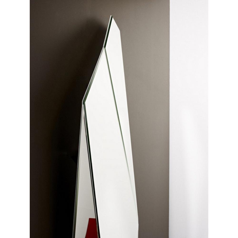 Mirah miroir mural design en verre petit mod le place du for Tout prend son sens dans le miroir