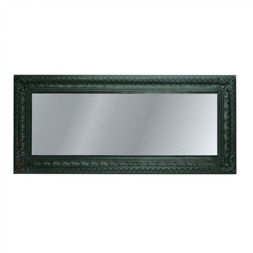 Miroirs meubles et rangements miroir opulence noir for Miroir design noir