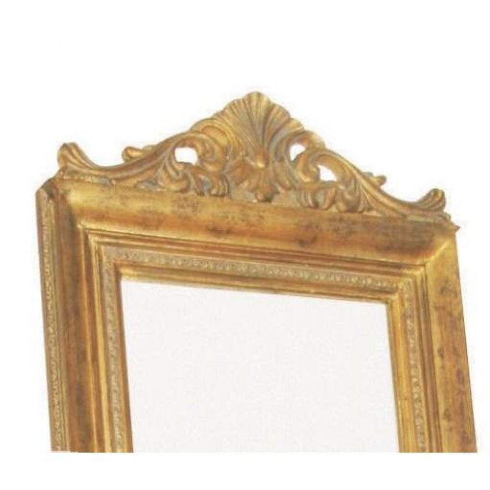 Miroir psych royal baroque dor ebay for Miroir baroque design