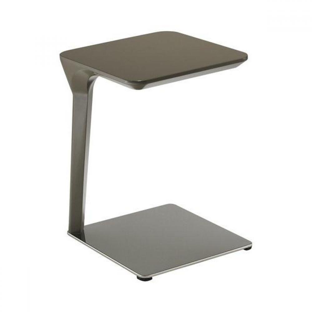 Bouts De Canapes Tables Et Chaises Moonlight Bout De Canap Design Couleur Taupe Pi Tement
