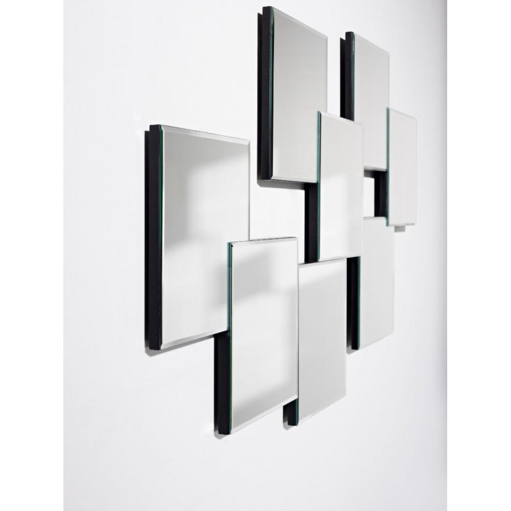 nazca miroir mural design en petits carreaux biseaut s place du mariage. Black Bedroom Furniture Sets. Home Design Ideas