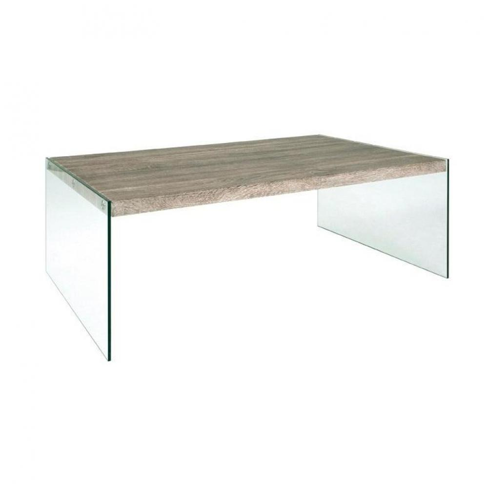 Tables basses tables et chaises table basse nina en for Table basse ceruse gris