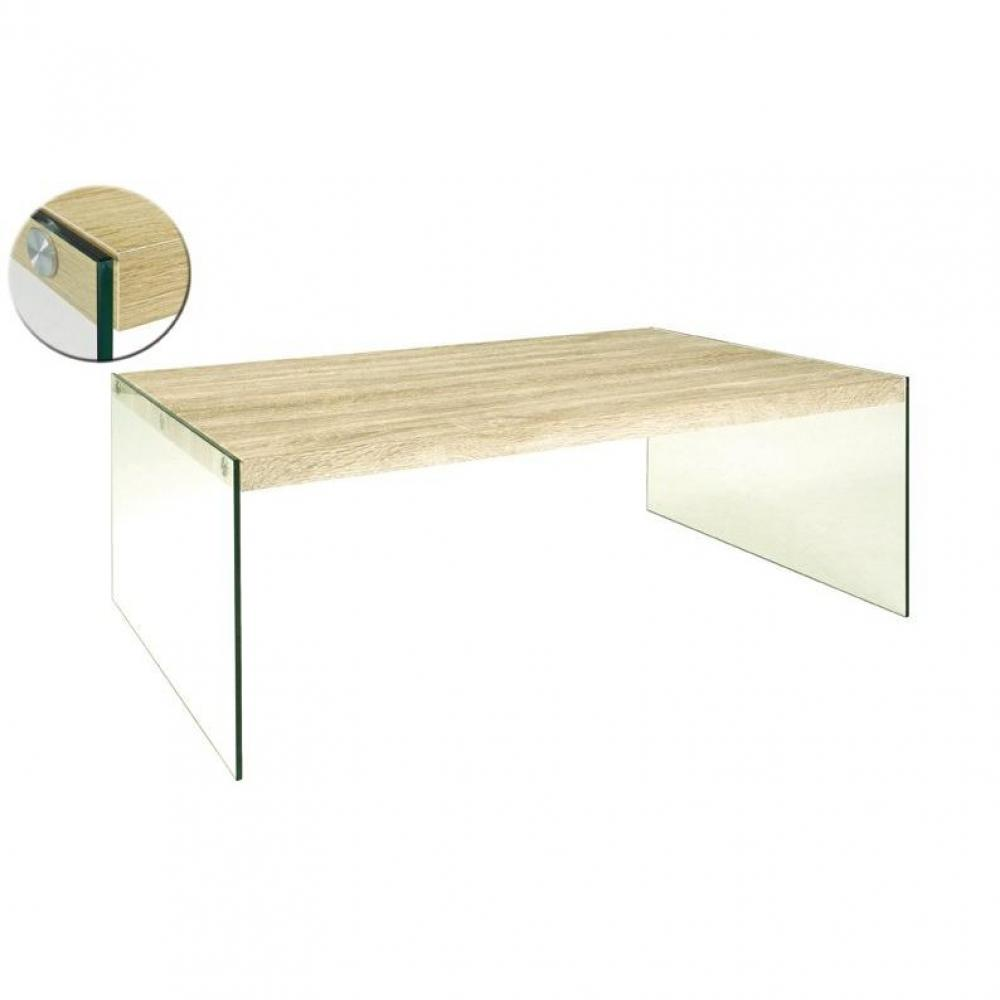 Tables basses tables et chaises table basse nina 110 x for Table basse en chene clair