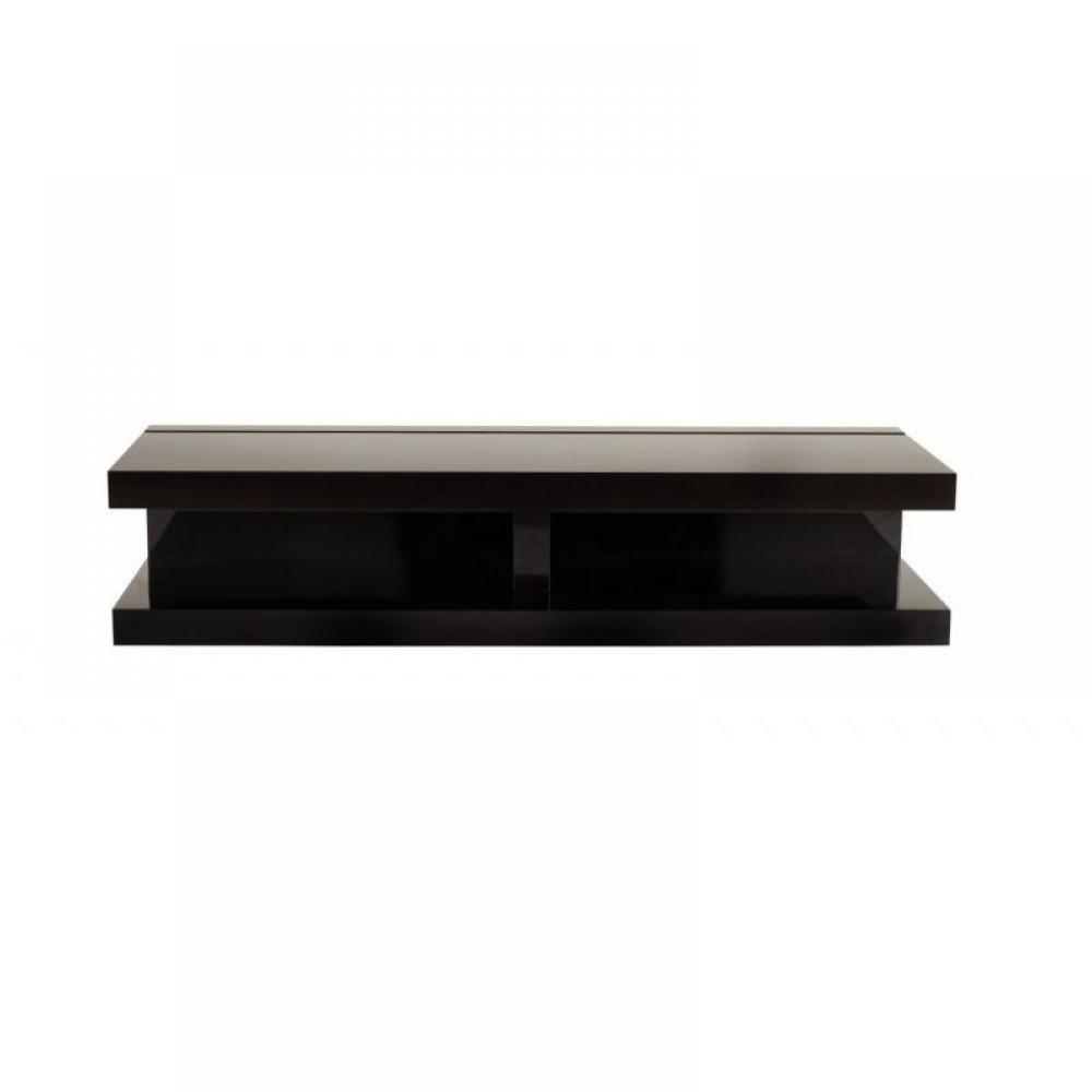 Meubles tv meubles et rangements offshore meuble t l - Meuble tv noir design ...