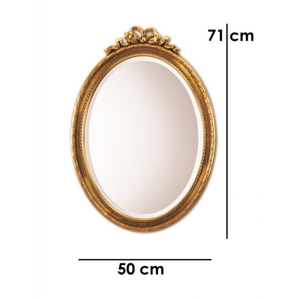 Horizon miroir mural design or place du mariage for Se voir dans un miroir