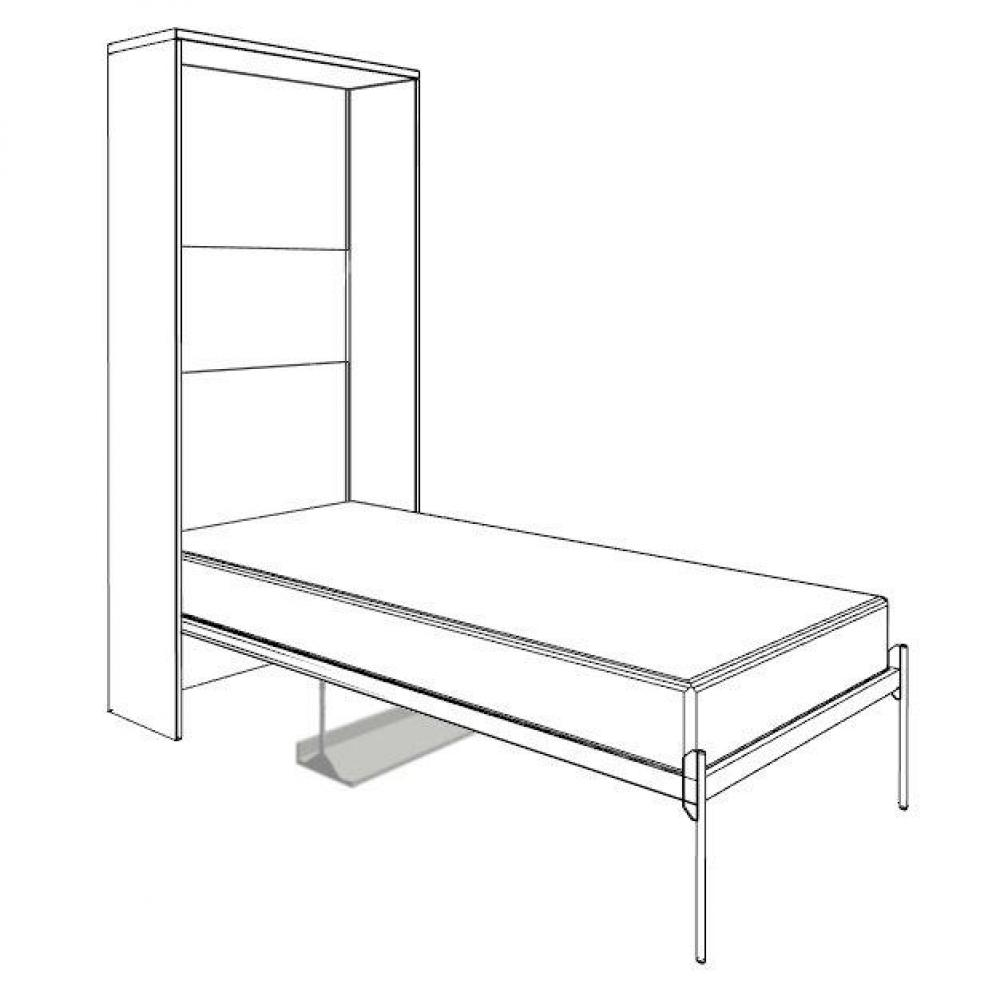 chaises meubles et rangements bureau int gr l 39 armoire lit inside75. Black Bedroom Furniture Sets. Home Design Ideas
