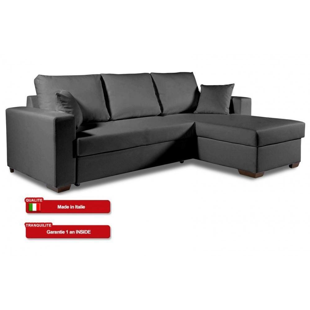 canap s convertibles canap s et convertibles canap d 39 angle convertible parigi en tissu enduit. Black Bedroom Furniture Sets. Home Design Ideas