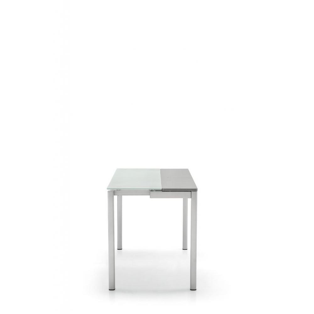 Consoles extensibles tables et chaises console extensible performance conso - Console extensible verre ...
