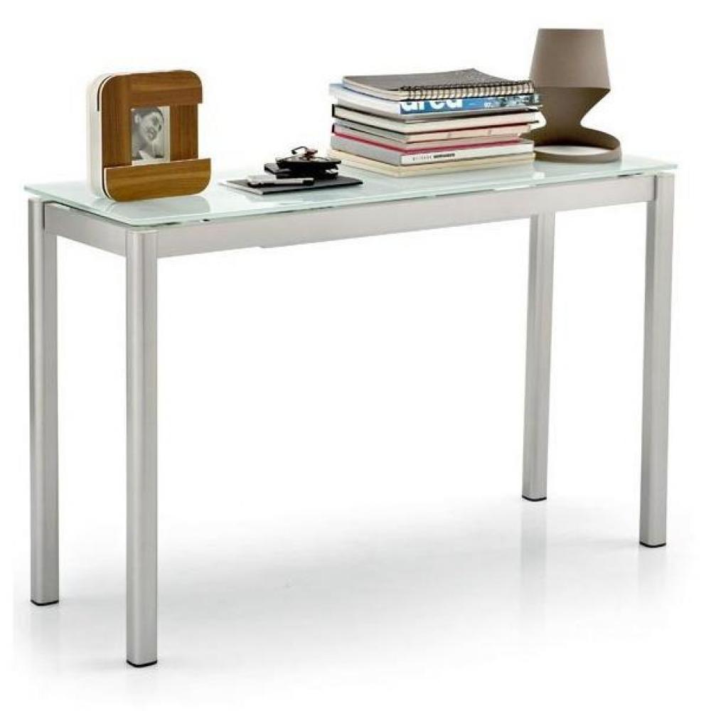 Consoles extensibles tables et chaises console calligaris extensible perfor - Console extensible verre ...