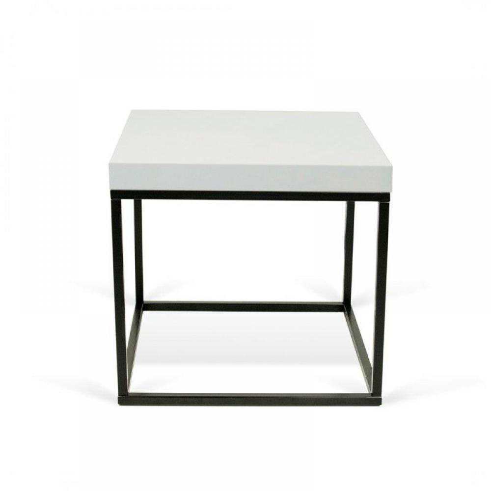 Tables basses tables et chaises temahome prairie table - Table blanc laquee ...