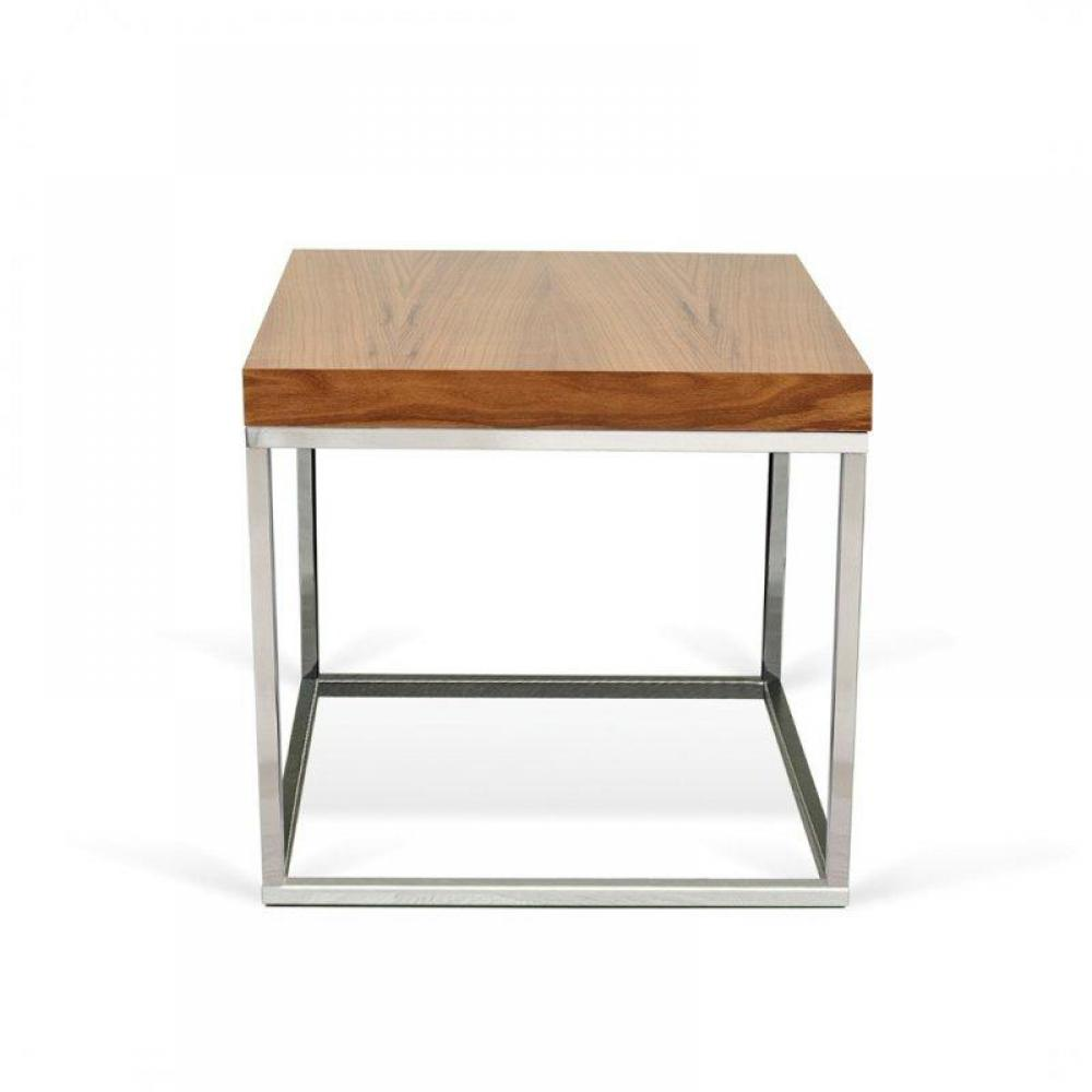 Table basse verre ubaldi for Plateau report designer