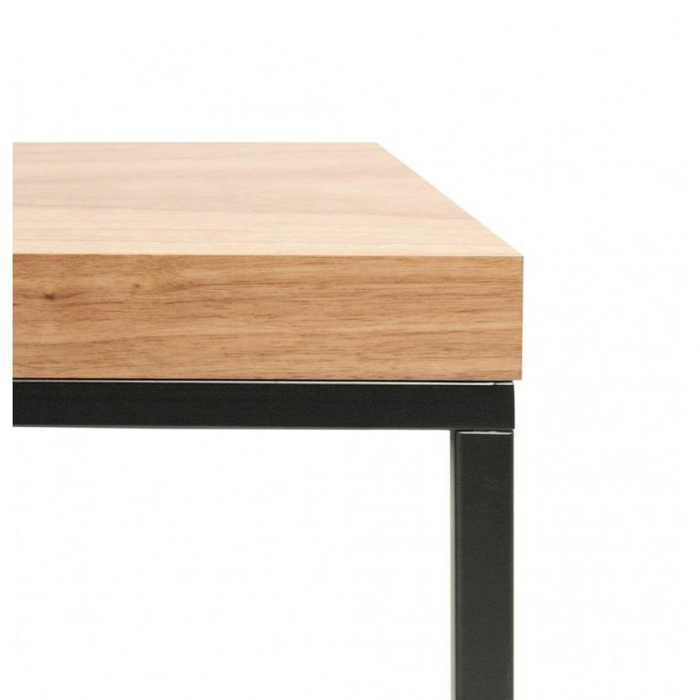 Tables basses tables et chaises temahome prairie table for Table basse acier noir