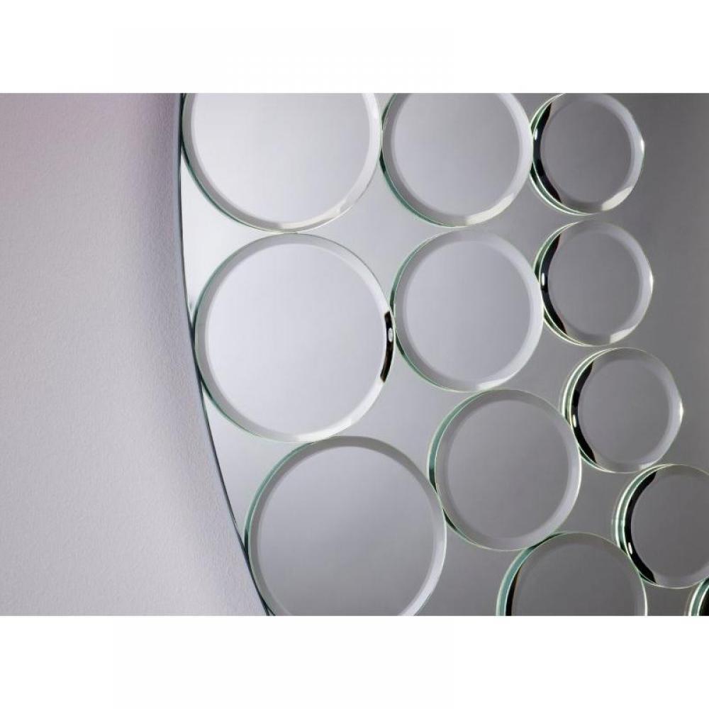 Quantique miroir mural en verre place du mariage for Miroir 5 bandes