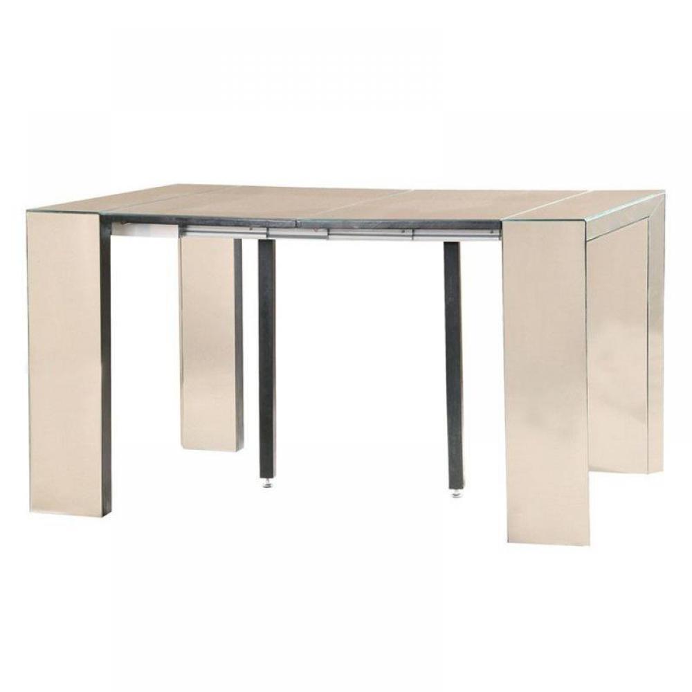 Consoles extensibles tables et chaises console for Table extensible 3 metres