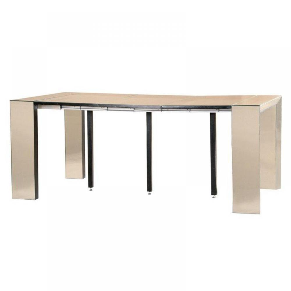 Consoles extensibles tables et chaises console for Table extensible 4 metres