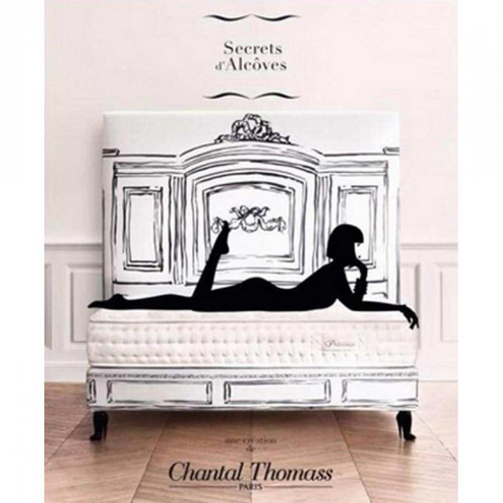 tete de lit treca chantal thomass. Black Bedroom Furniture Sets. Home Design Ideas