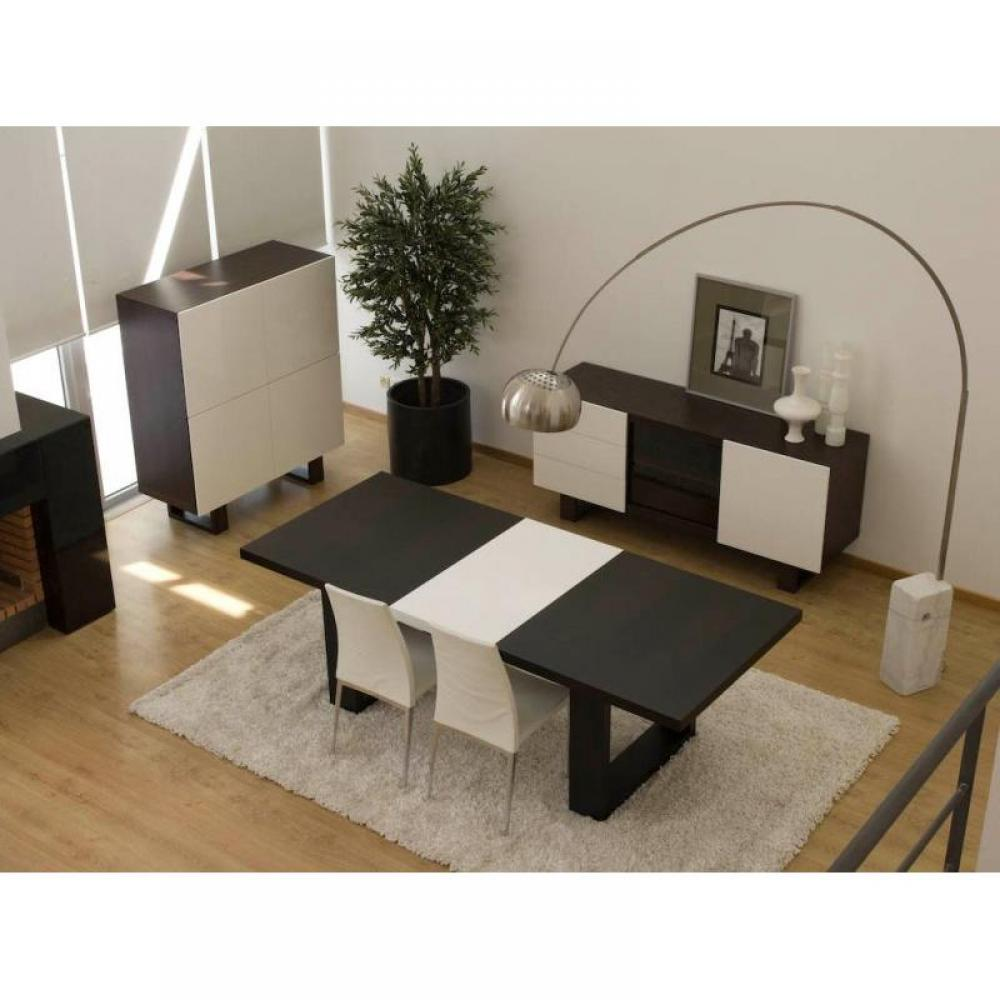tables repas meubles et rangements rio table repas et salon design extensible weng avec. Black Bedroom Furniture Sets. Home Design Ideas