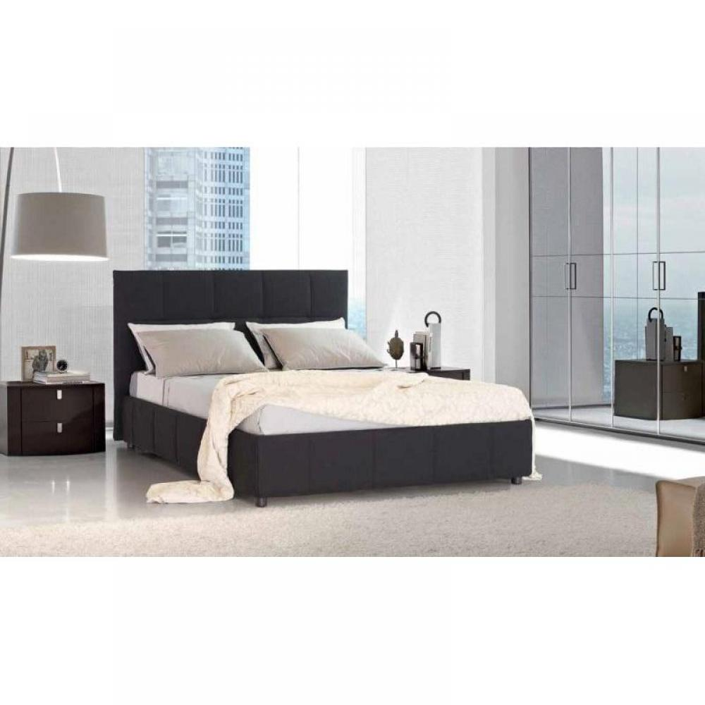 tete de lit cuir vieilli maison design. Black Bedroom Furniture Sets. Home Design Ideas