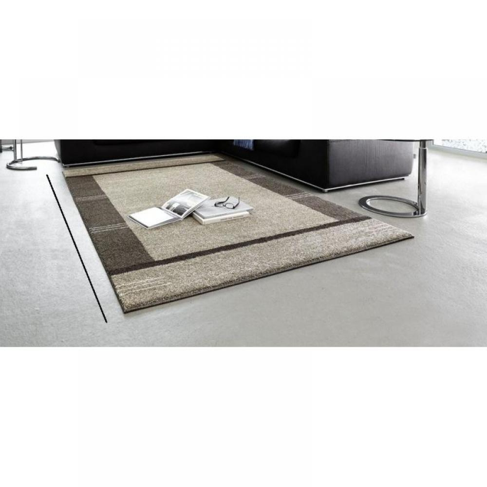 tapis de sol meubles et rangements samoa design tapis taupe patchwork 200x290 cm inside75. Black Bedroom Furniture Sets. Home Design Ideas