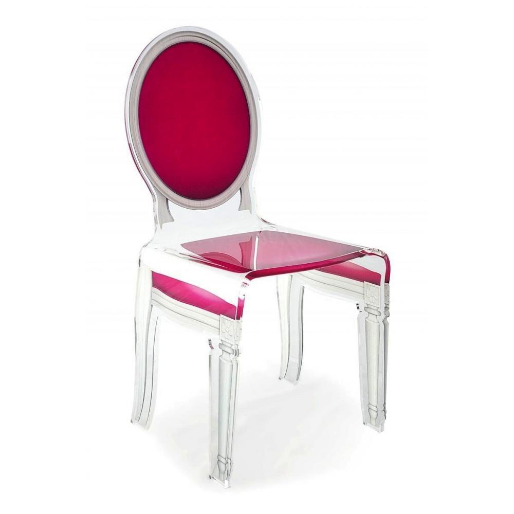 chaise plexi. Black Bedroom Furniture Sets. Home Design Ideas