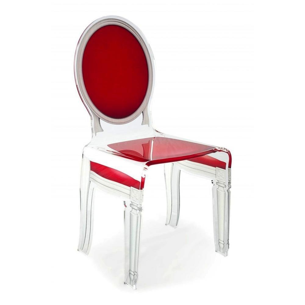 Chaise rouge for Chaise rouge