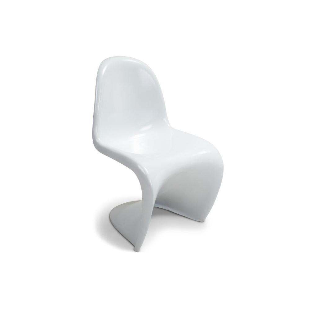 Tables tables et chaises table ronde extensible tulipe for La chaise blanche