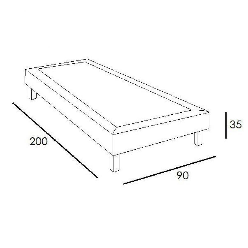 lits escamotables armoires lits escamotables sommier design lys 90 200 cm inside75. Black Bedroom Furniture Sets. Home Design Ideas