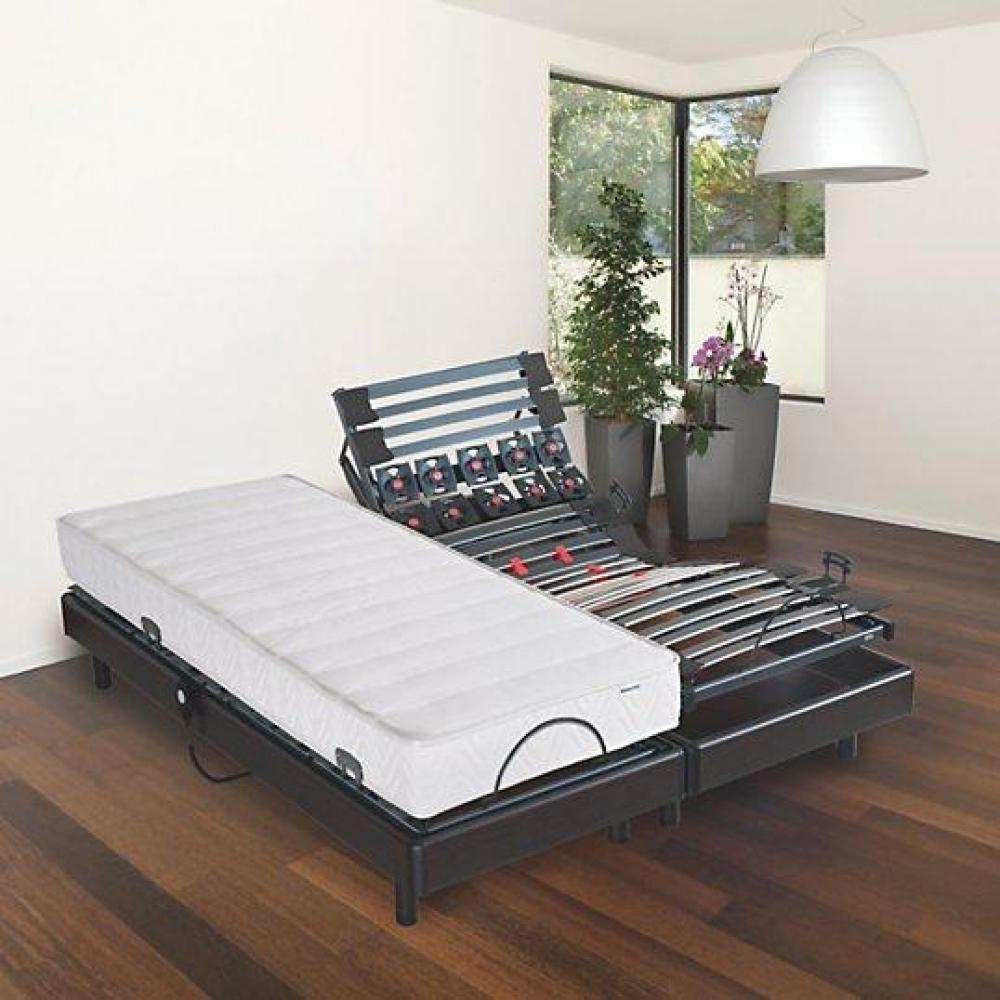 sommiers bultex chambre literie bultex sommier double relaxant lectrique pop art sigma. Black Bedroom Furniture Sets. Home Design Ideas