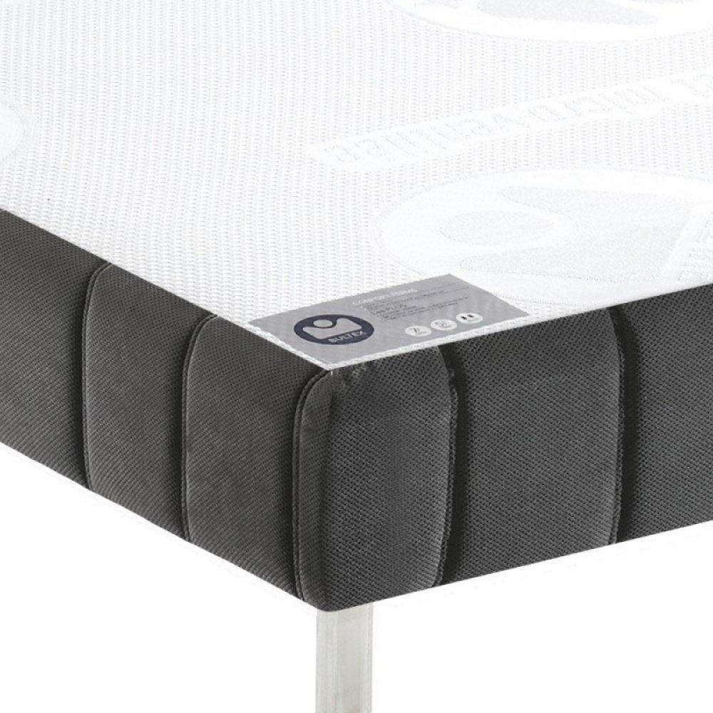 Sommiers chambre literie bultex sommier tapissier confort ferme velou - Pieds sommier bultex ...