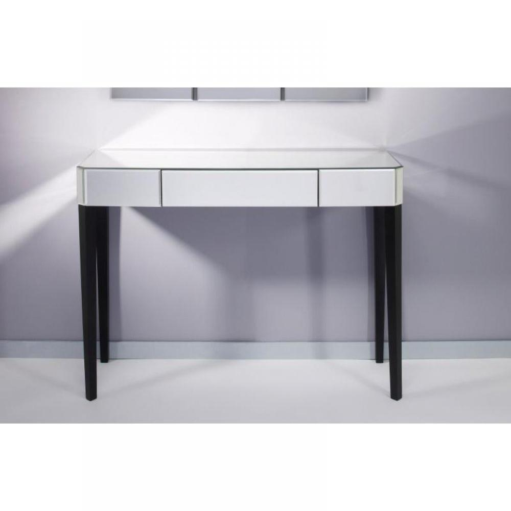 Consoles tables et chaises sowhat console miroir en - Console de table ...