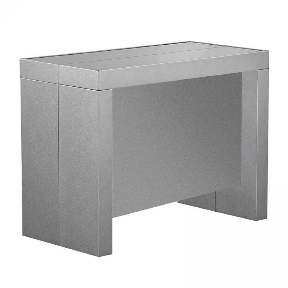 Table console extensible rallonges incorporees - Table a rallonge console ...