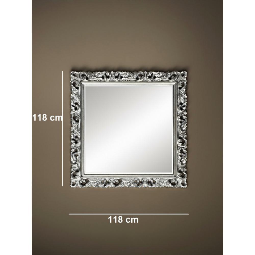 Miroirs meubles et rangements stream miroir mural design - Cadre photo mural design ...